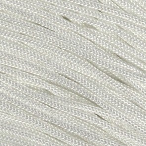 White Type I Paracord - 100 ft