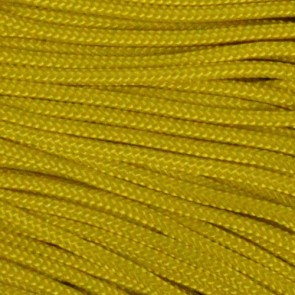 Yellow Type I Paracord - 100 ft