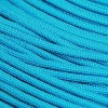 Neon Turquoise 550 Paracord - 50 ft