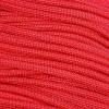 Imperial Red 550 Paracord - 50 ft